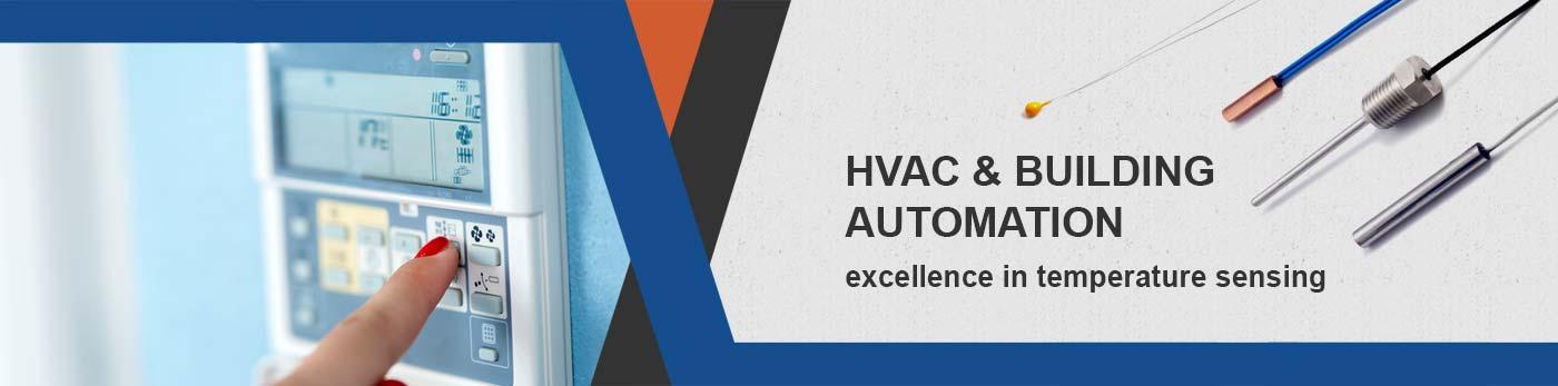 Temperature Sensing for HVAC