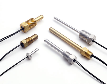 Threaded Thermistor Probes
