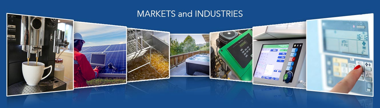 EI Sensor Thermistor Applications